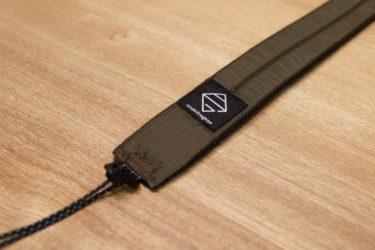 Pad Strap/5mm厚パッド入りのショルダーストラップ